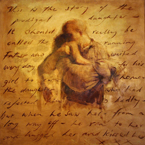 Prodigal daughter3 by Charlie Mackesy